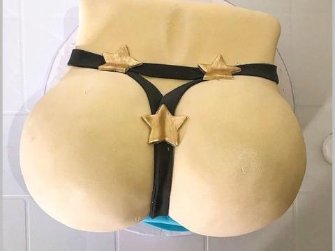 Ass cake