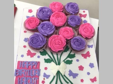 cupcake board 80,000 LL