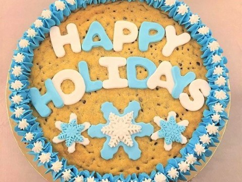 happy holiday Cookie 70,000 LL