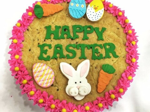 Easter Giant Cookie