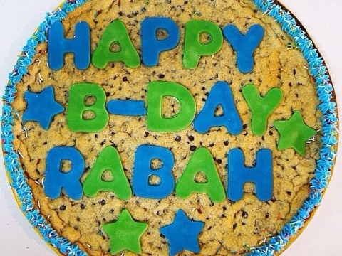 Birthday Cookie 70,000 LL each