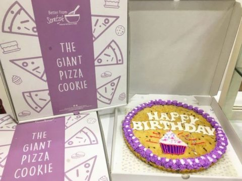 Birthday Giant Cookie 70,000 LL