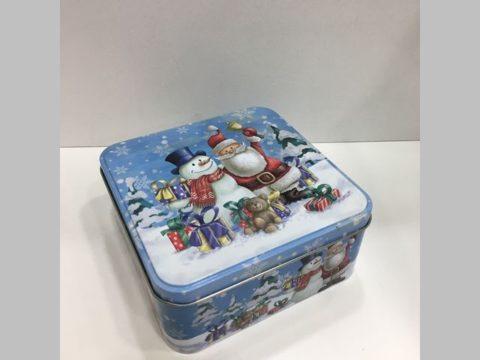 tin box 15,000 Ll