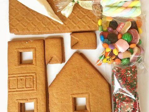 ginger bread house kit 45,000 LL