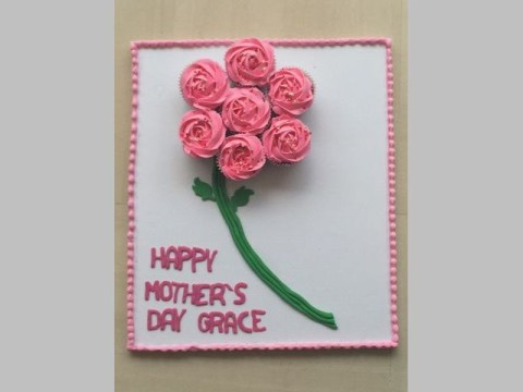 Mother's Day Cupcake Bouquets 50,000 LL each