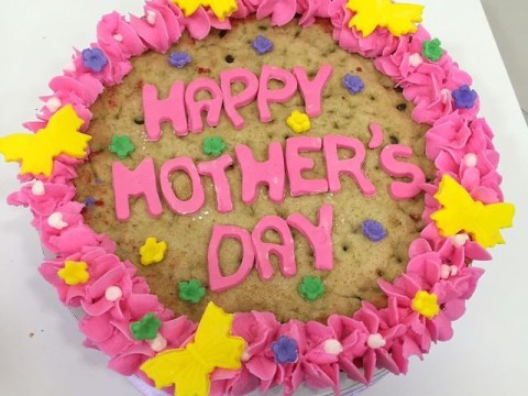 20 cm Mother's Day Cookie 35,000 LL each