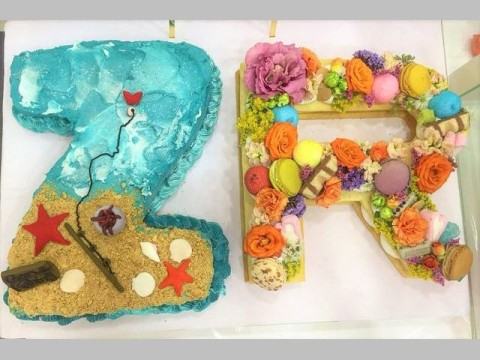 Sugar Cookie Ocean design