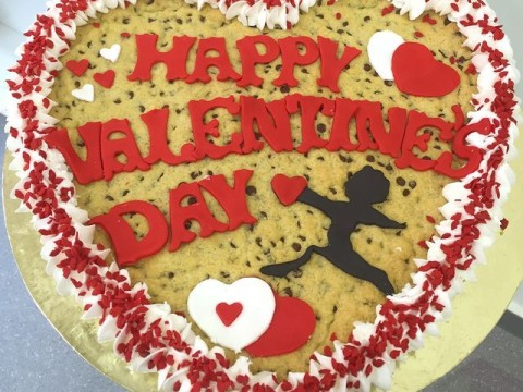 Valentine's Day 34 cm Cookie 70,000 LL each