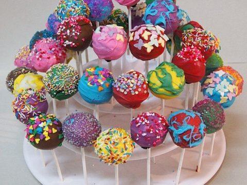 Multiflavor Cake Pops