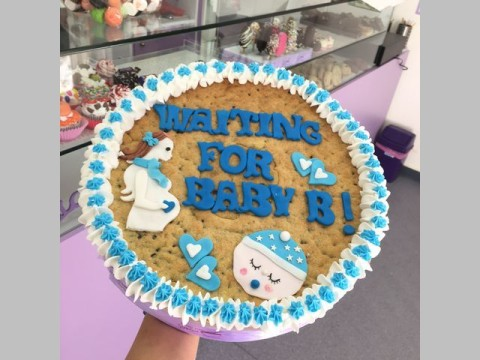 Baby shower cookie 70,000 LL each