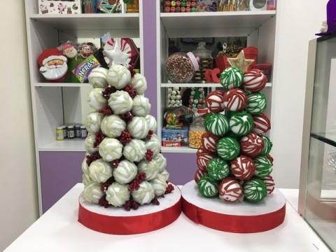 Christmas cake pop tree 75,000 LL