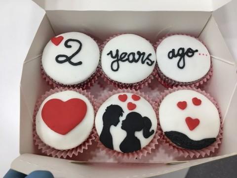 Valentine cupcake 5,000 LL each