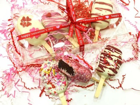 Valentine Popsicle 18,000 LL each