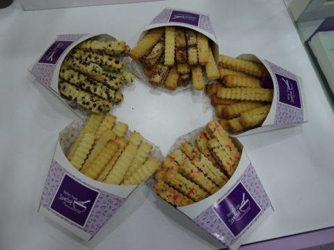 cookies fries