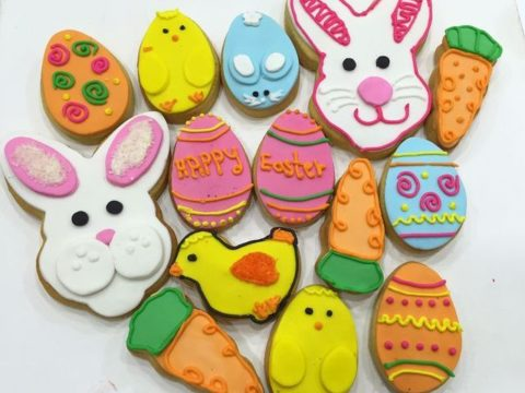 Easter Cookies 4,500 LL each