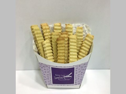 original cookie fries