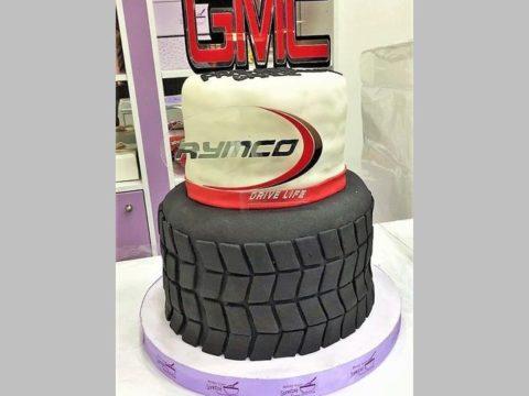 GMC Cake Theme