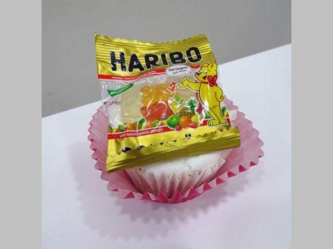 Haribo cupcake 5,000 ll each