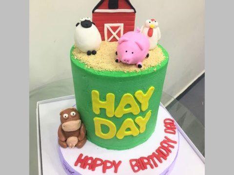 Hay Day theme 2