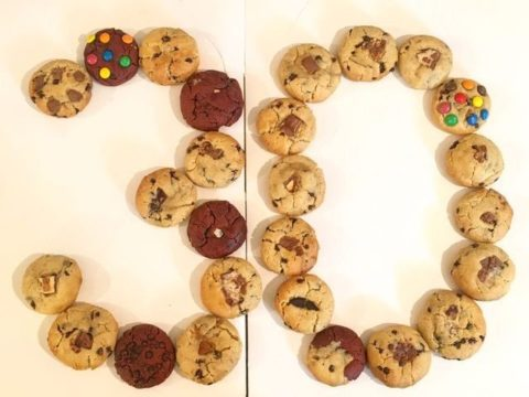 cookies board gift