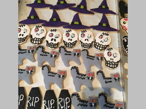 halloween cookie 4,500 LL