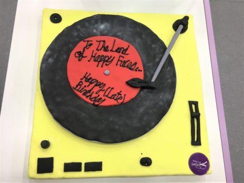 Music Disk Theme