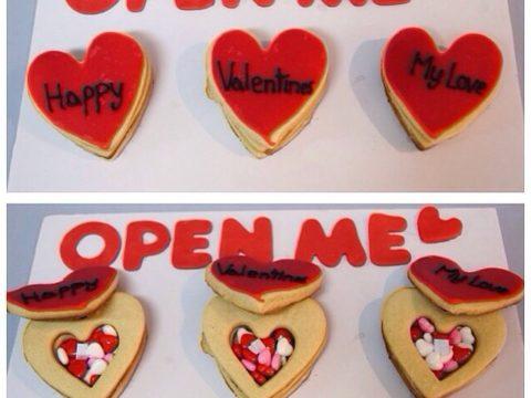 Open Me Heart Cookies 40,000 LL
