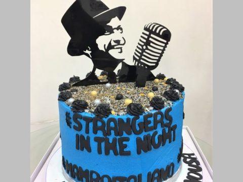 frank sinatra cake