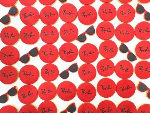 rayban sugar cookies 4,500 LL each