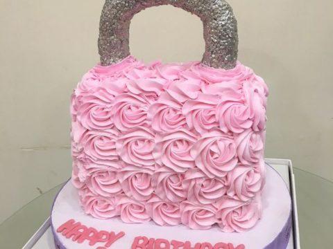 pink purse
