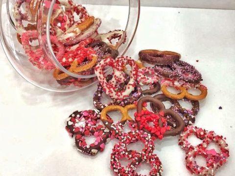 Giant pretzels 1,500 LL