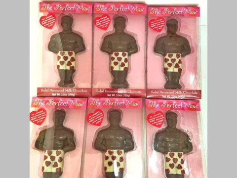 chocolate man 25,000 LL