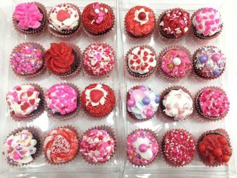 12 mini cupcakes 18,000 LL