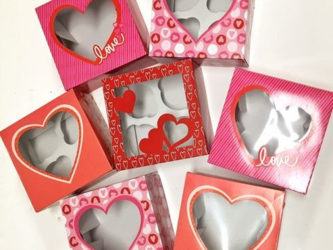 valentine boxes 10,000 LL each