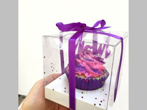one cupcake box 7,000 LL