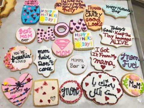 sugar cookie 4,500 LL each