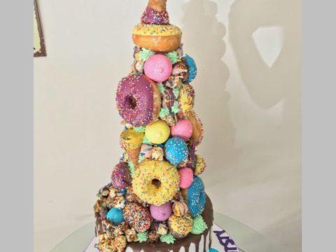 cone cake