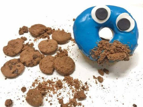 cookie monster 4,000 LL