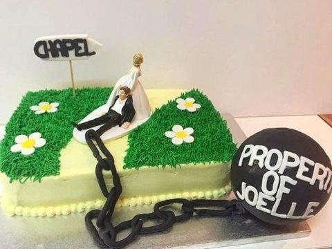 Chapel cake