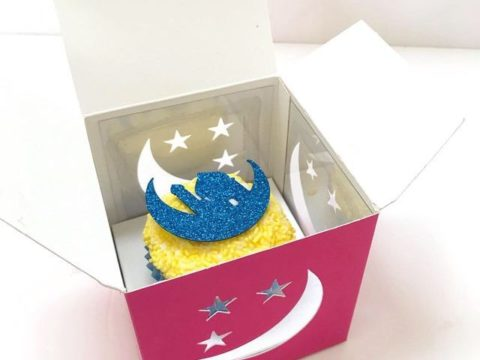 ramadan cupcake