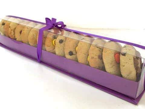 mini cookies box