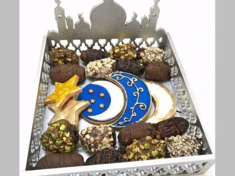 mixed ramadan tray